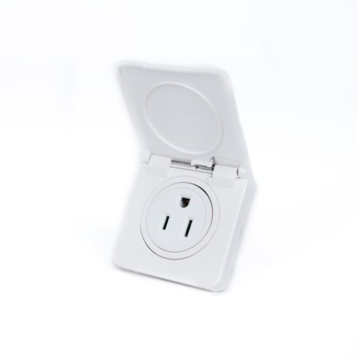 American electrical outlet