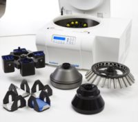 ScanSpeed 1248R - A multi-purpose high-speed refrigerated centrifuge with a wide range of rotors, buckets and adaptors.