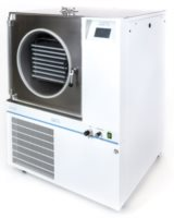 LaboGene's freeze dryer with capacity up to 80L and with a temperature down to -95°C